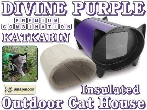 Divine purple premium combination katkabin insulated outdoor cat house - #premiumcombinationkatkabin #divinepurple #insulatedoutdoorcatshelters #outdoorcatsheltersforsale #outdoorcatsheltersandfeedingstations #outdoorcatshelterforwinter #diyoutdoorcatshelter #outdoorcatshelterplans #outdoorcatshelterheated #feralvillaoutdoorcatshelter #insulatedoutdoorcathouse