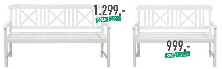 havemøbler tilbud - havemøbler på tilbud #MyHome