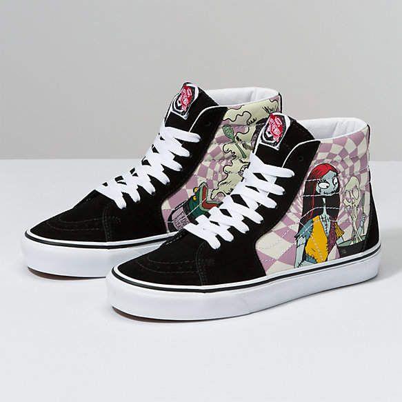 Vans Disney x Sk8-Hi | Pink sneakers
