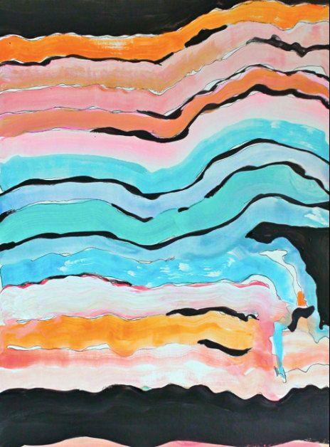 Tides by JennyAndrewsAnderson on Etsy