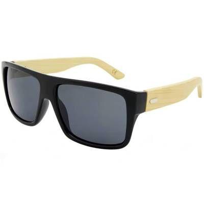 Ξύλινα Γυαλιά Ηλίου Bamboo Wraps-e-chap