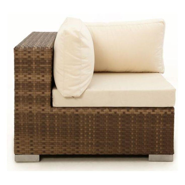 Corner unit of modular sofa set - Indoor braai room