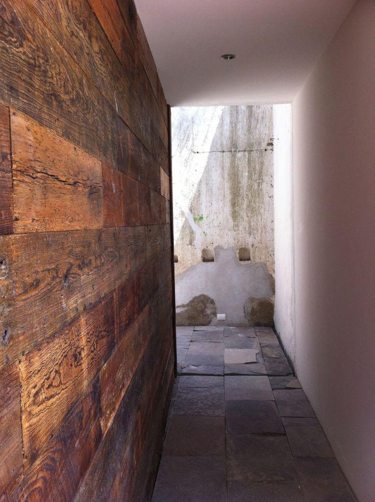 Hacienda San Antonio | Dionne Arquitectos + Posada Arquitectos #wood