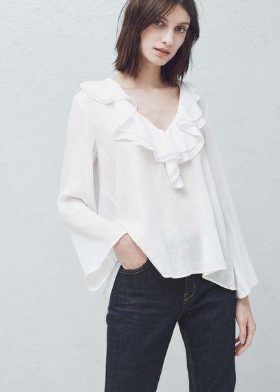 Camisas de Mujer | MANGO España