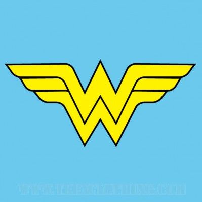 Wonder Woman - Womens T-shirt or Hoodie in a variety of colours size XS to XL