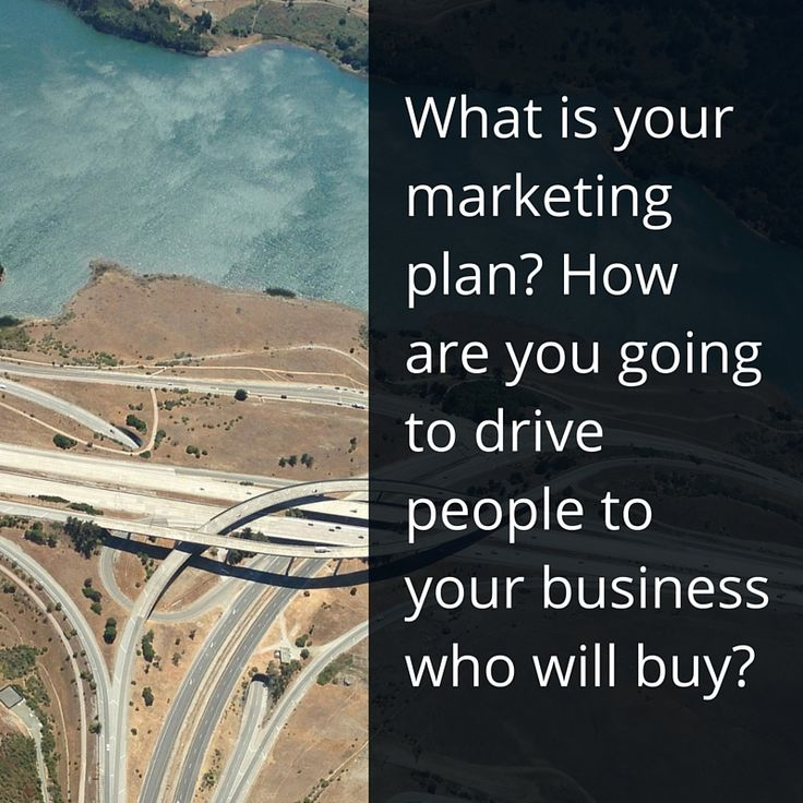 What's your marketing plan? How are you going to drive people to your business who will buy? - http://smartbusinessplanet.com/whats-your-marketing-plan-how-are-you-going-to-drive-people-to-your-business-who-will-buy/
