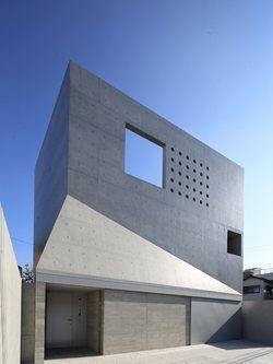 House in Tsudanuma, Narashino, 2014 - fuse-atelier