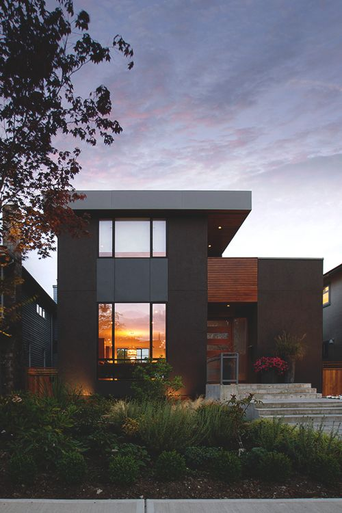 Love this mix of materials   exterior boxy wood concrete corugated metal  contemporary campos leckie studio vancouver modern home tour238 best exteriors images on Pinterest   Architecture  Home and Homes. Modern Home Exterior Materials. Home Design Ideas