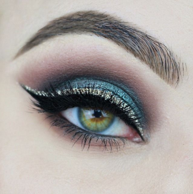 Peacock by kenziemacbrown on the #Sephora Beauty Board