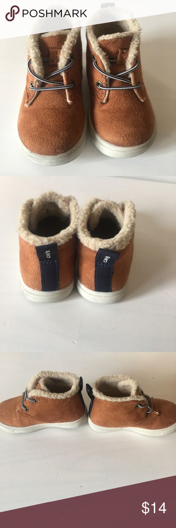 Size 5 toddler boys Timberland style boots Size 5 toddler boys Timberland style boots; Carter's brand Timberland Shoes Boots