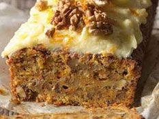 Julie Goodwin Delight  TODAY Chef Julie Goodwin whipped up a scrumptious carrot cake with cream cheese icing. Simply delightiful.