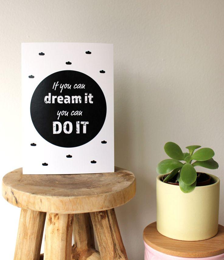 Motivational card, positive card, good luck card, good luck, congrats…