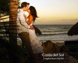 Costa De Sol - SPAIN      Avoca Travels Romantic Getaway Special  https://www.facebook.com/photo.php?fbid=406688259420408=pb.369549089800992.-2207520000.1360260878=3