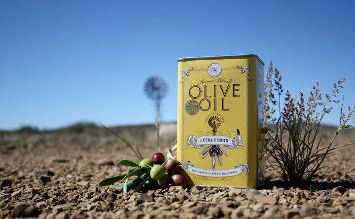 Prince Albert Olive Oil in the Karoo