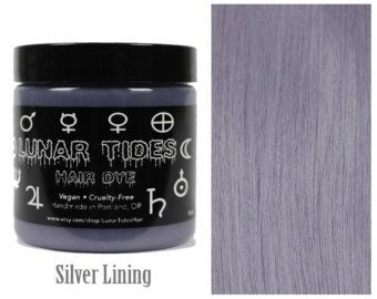 DIY Ombre Grey Hair Dye KIt by LunarTidesHair on Etsy