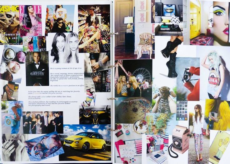 Consumer Profile based on my  Collection.  #Mega_Trend_Offbeat_fashion_Sketchbook