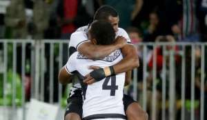 Fiji wins rugby sevens for first Olympic gold - Matt Kryger, USA TODAY Sports