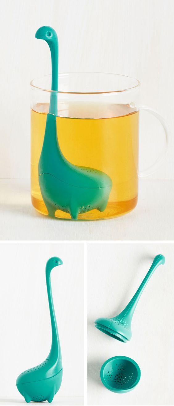 Loch Ness Tea Infuser
