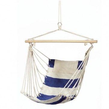 #Zit hangmat Canvas zit hangmat:  - Gemaakt uit canvas, hout en metaal - Afmetingen 115 x 100 x 60 - Maximum gewicht: 100 kilogram http://www.festivalking.com/be/zit-hangmat.html