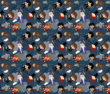 Children's Spaces | Patterns for Babies | Art Print | Illustration | Poster | Decoração Infantil | Padronagem para Bebês | Wallpaper | Ilustração para Impressão  #Harry #Potter #Kids