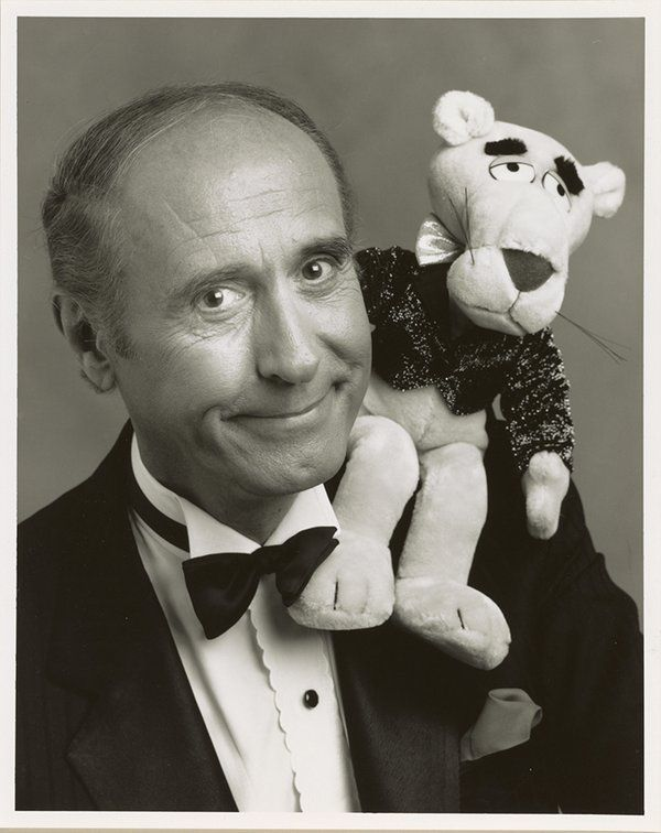 """Henry Mancini, famous for composing the """"pink panther"""" theme was born on April 16, 1924."""
