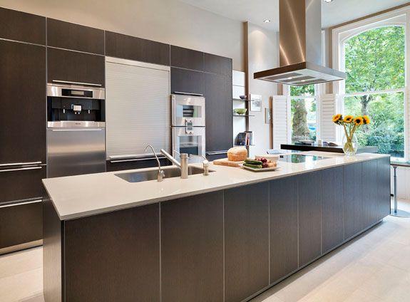 Best Kitchen Architecture Bulthaup Case Study Luxury London