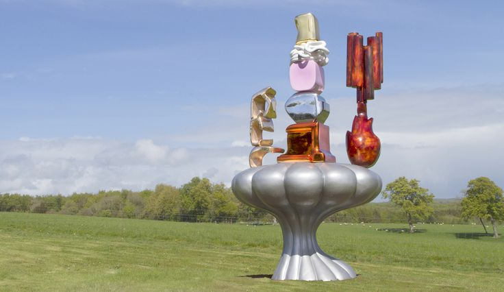 Contemporary art stars fill the City of London with the best public art in town for the seventh Sculpture in the City exhibition