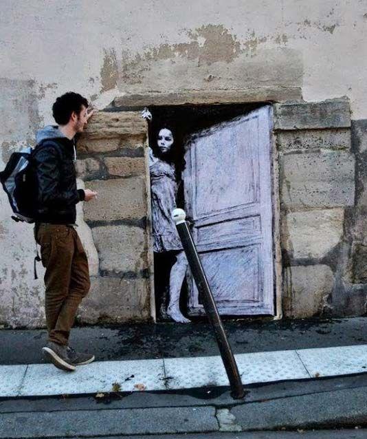 Best Pinterest Art: Best Graffiti & Amazing Street Art