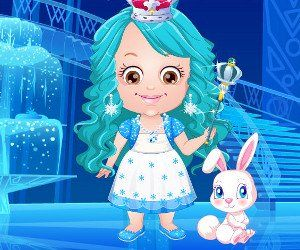 Baby Hazel wants to dress up in a princess style for the party at Ice Castle. But she gets confused with her wardrobe collection as it is huge, http://www.babyhazelworld.com/game/baby-hazel-ice-princess-dressup