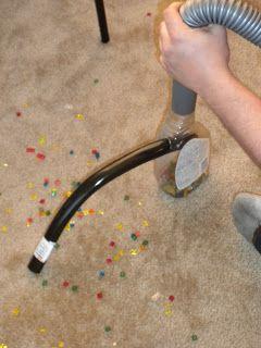DIY Lego Vacuum!
