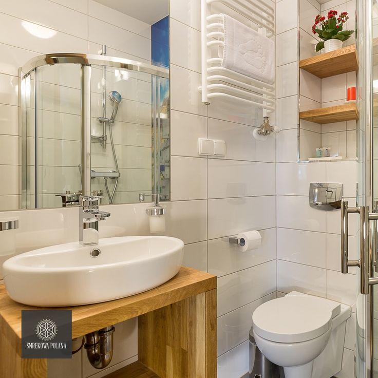 Apartament Szarotka - zapraszamy! #poland #polska #malopolska #zakopane #resort #apartamenty #apartamentos #noclegi #łazienka