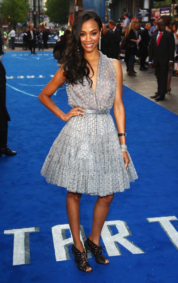 Azzedine Alaïa's Greatest Red Carpet Hits: From Naomi Campbell to Rihanna Photos | W Magazine