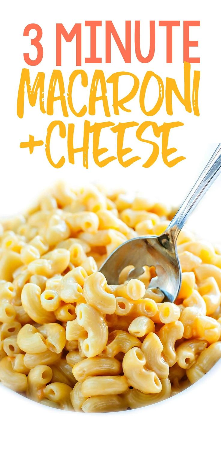 Sketch-Free 3 Minute Stovetop Mac and Cheese - this ULTRA CREAMY mac and cheese is made in an instant thanks to Three Bridge's fresh and natural mac and cheese kits!