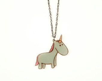 Unicorn Friend Necklace