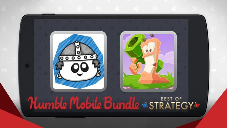 Humble Mobile Bundle - Best of Strategy Now Live - http://techraptor.net/content/humble-mobile-bundle-best-strategy | Gaming, Gaming News