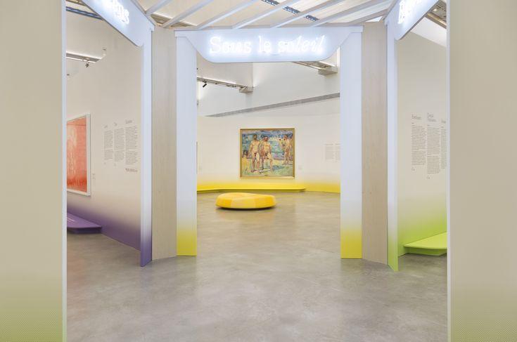 Agnès Dahan Studio - Joie de Vivre - palais beaux arts