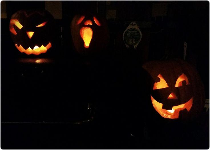 Halloween pumpkin / Töklámpás