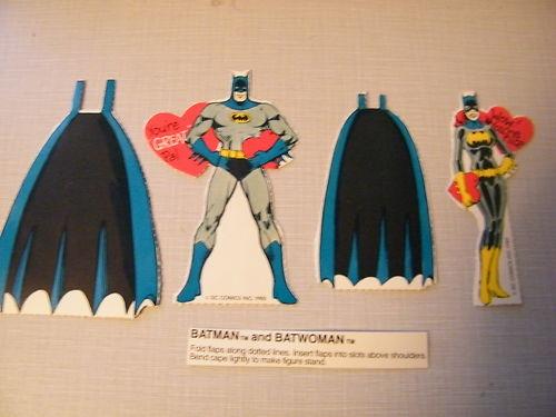 100 best DC Comics Valentines images – Batman Valentines Day Card