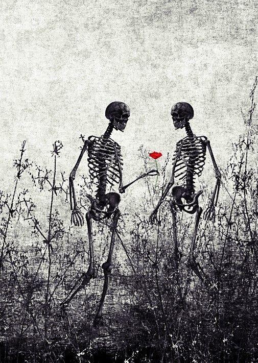 Dylan Feux De L'amour Mort : dylan, l'amour, L'Amour, Mort..., Image, Squelette,, Fantasy