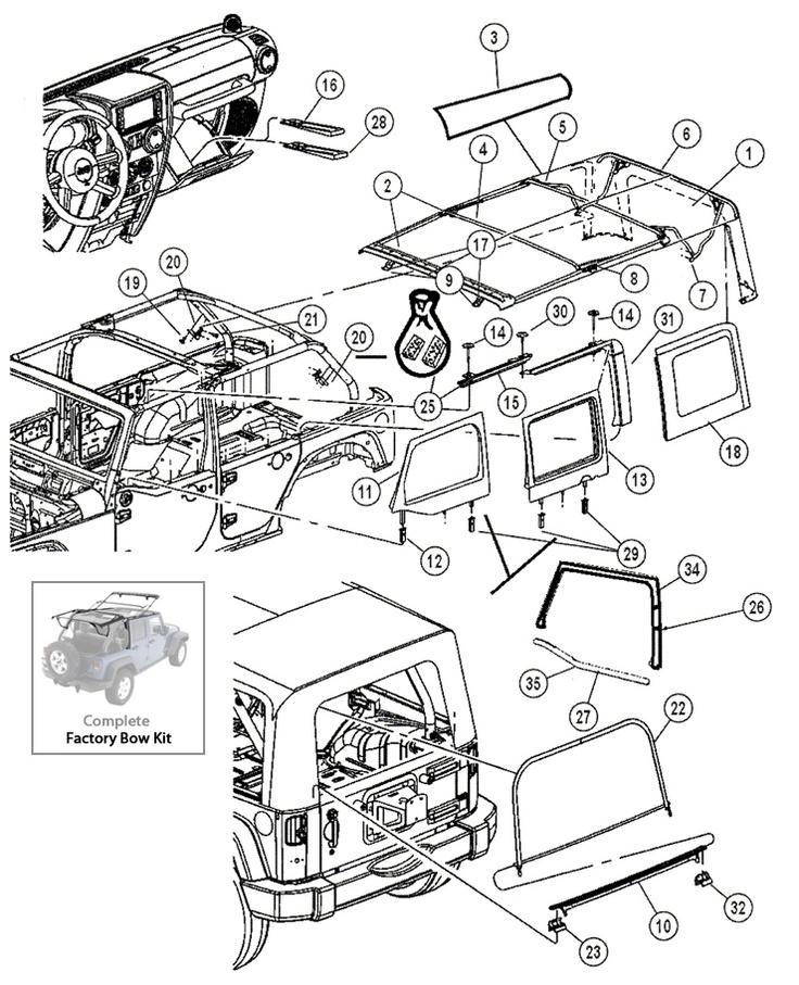 jeep wrangler 4 door hardtop