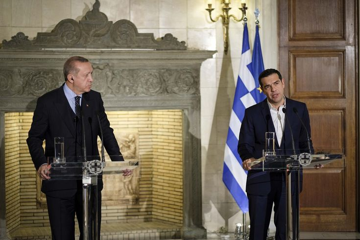 Erdogan and Tsipras Agree to Disagree