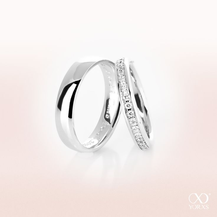 Eheringe gold mit 3 diamanten  18 besten Ringe & Trauringe Weißgold Bilder auf Pinterest ...
