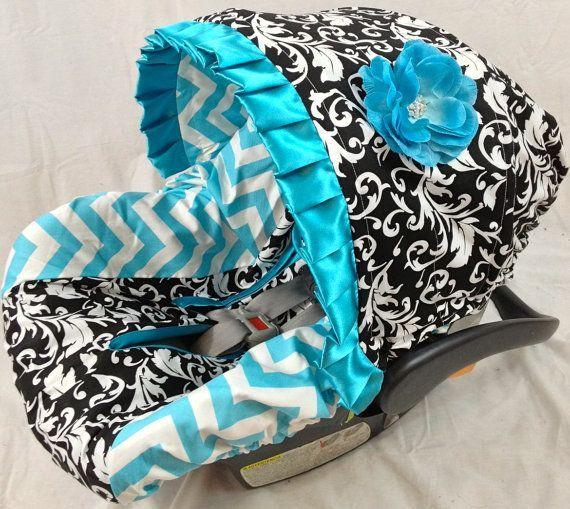 Coach Baby Car Seat