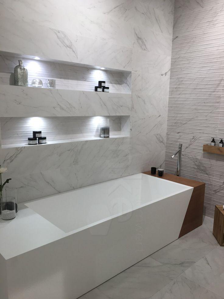 Dusche nische licht verschiedene design for Badezimmer ideen licht