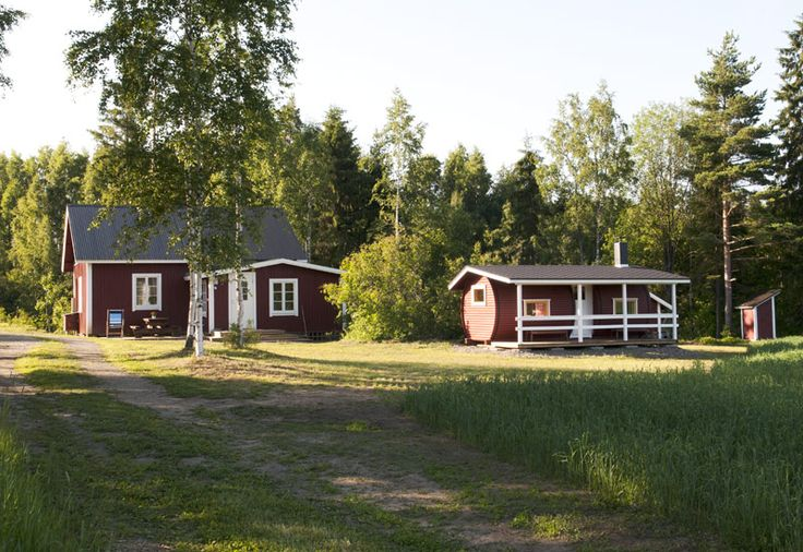 Aukusti cottage provides an excellent possibility for family holiday.