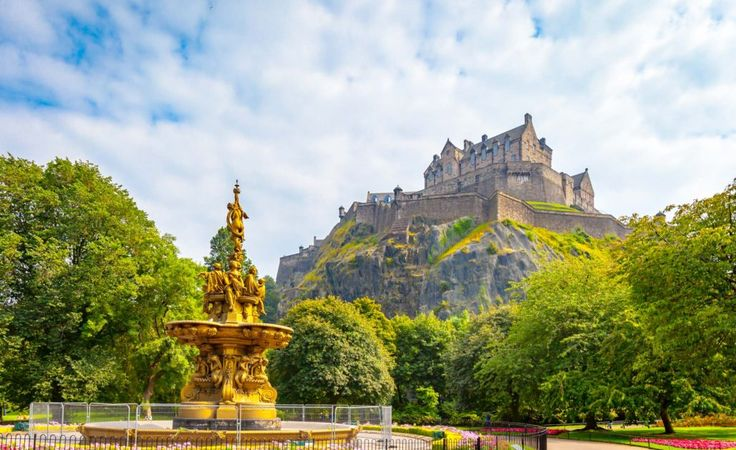 Best Edinburgh Attractions