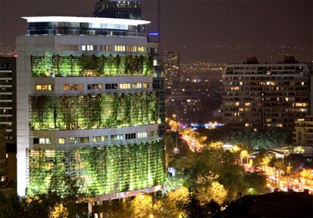 National Insurance HQ, Santiago de Chile, Henry Browne and Borja Huidobro
