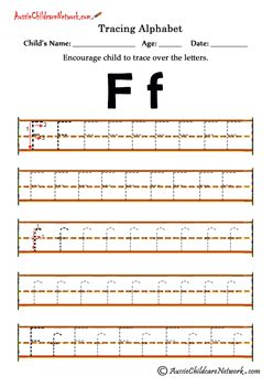 28 best images about letter f on pinterest teaching writing fireflies and preschool alphabet. Black Bedroom Furniture Sets. Home Design Ideas