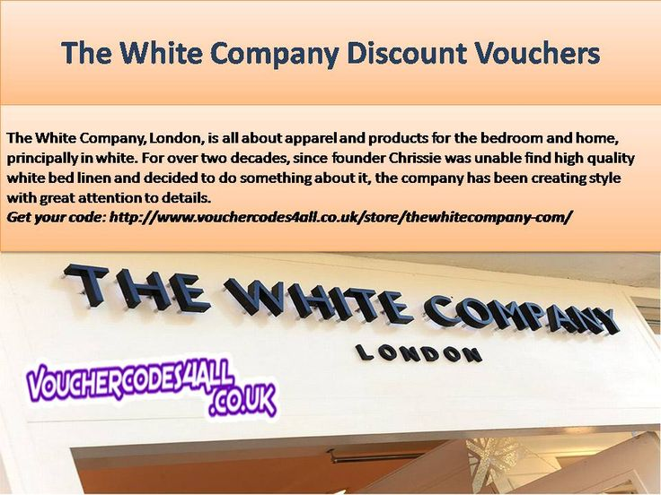 The 25+ best White company voucher ideas on Pinterest White - creating vouchers