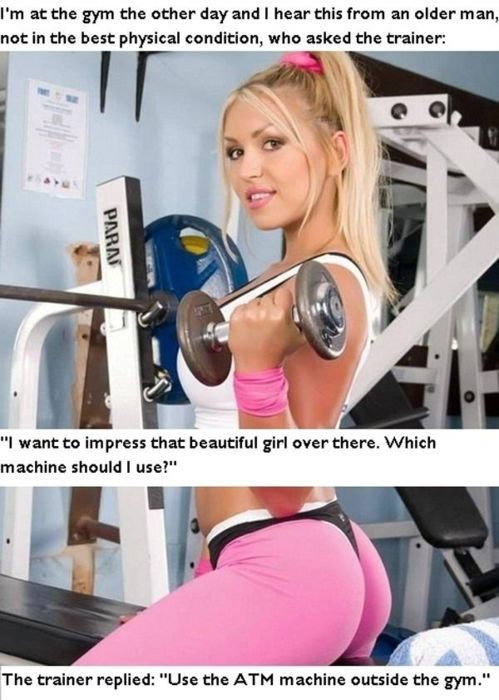 The Gym | Funny Pictures, Quotes, Pics, Photos, Images. Videos of ...